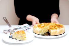 Receta de Tortilla en hojaldre, paso a paso con Thermomix