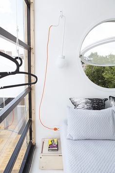 """tinyhousesgalore: """" Pod-Indawo, a prefab tiny house in South Africa designed by architect Clara da Cruz Almeida. Learn more here or here! """""""