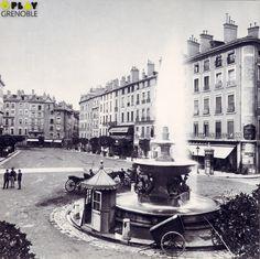 Place Grenette, Grenoble