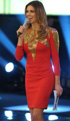 Fernanda Lima - apresentadora