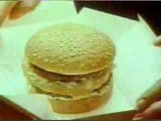 Two all beef patties, special sauce,  lettuce, cheese, pickles, onions on a sesame seed bun. LOL I remember when you would get a free Big Mac if you could sing the song.