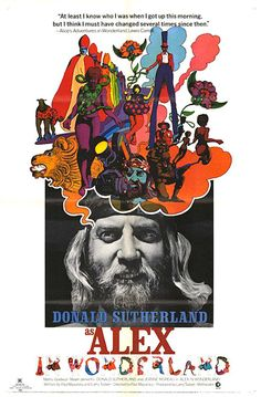 Alex in Wonderland posters for sale online. Buy Alex in Wonderland movie posters from Movie Poster Shop. We're your movie poster source for new releases and vintage movie posters. Donald Sutherland, 1970s Movies, Vintage Movies, Cinema Posters, Film Posters, Polish Posters, Hits Movie, Adventures In Wonderland, Sale Poster