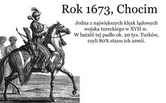 Rok 1673, Chocim