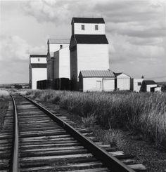 David Plowden, Grain elevators Railroads, 1971