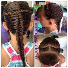 peinadoscolorin's Instagram photos | Pinsta.me - Explore All Instagram Online braid
