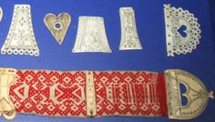 Samisk belte fra Kautokeino. Sansynligvis fra 1899. by saamiblog, via Flickr