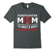 Firefighter Mom Shirt