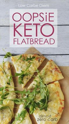 Keto Flatbread - Try these best Keto bread recipes to keep your Ketosis and eat products you are used to. These easy and quick low carb bread recipes are ideal for Ketogenic diet and will help you stay in Ketosis without restricting your favorite food.