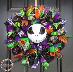 Halloween Wreath Skeleton Wreath Premium Halloween Wreath