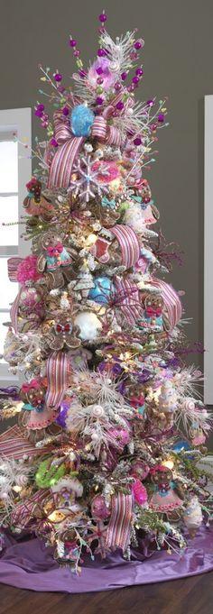 RAZ Candy Wonderland Christmas Tree