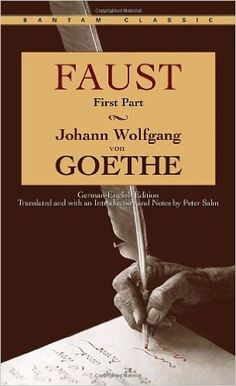 Faust (Bantam Classics) (Part I) (English and German Edition): Johann Wolfgang von Goethe, Peter Salm: 9780553213485: Amazon.com: Books