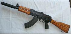 Yugo M92 build! PAP M92 converted to rifle length fixed barrel shroud.