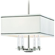 Collins Chandelier by Hudson Valley Lighting