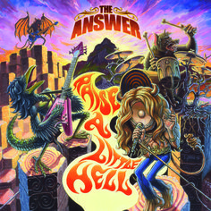 The Answer by The  Metal Gods  Meltdown on SoundCloud
