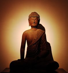 An Unknown Buddha