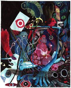 Encore une image incroyable de Brecht Evens (Panthère, Les amateurs...)
