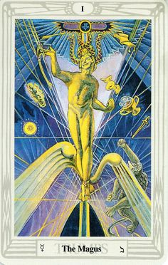 Magus ~ Thoth