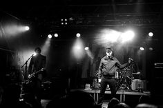 Rock in der Kaserne in Ettlingen mit #4LYN  , #MaxGiesinger  , #MostWantedMonster