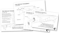 Workbench Plans - Build Your Workbench With Video & PDF Instructions