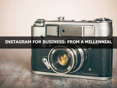 Instagram is an untouched resource for many business owners and can be an incredible way to reach more people and start generating income for your business. #SocialMedia #Instagram #Millennial #Business