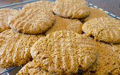 Pure and Simple Nourishment : Cinnamon Ginger Cookies (SCD, Paleo, Egg Free, Dai...