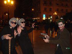 joker V.S old ladies