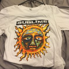 Vintage Sublime Band Tee unisex small✨✨✨✨✨Price firm unless bundled :-) Vintage Tops Tees - Short Sleeve