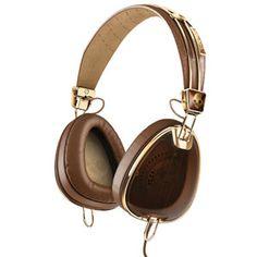 Audífonos Skullcandy tipo aviador, muy a lo Puro Diseño #vintage #diseño #industrial
