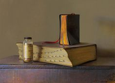 Jeffrey T. Larson - Faith Over Reason, oil on canvas by Jeffrey T. Minnesota, Still Life Artists, Museum Studies, Classical Realism, Old Master, Everyday Objects, Figure Painting, American Artists, Contemporary Artists