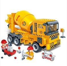 26.32$  Buy here - https://alitems.com/g/1e8d114494b01f4c715516525dc3e8/?i=5&ulp=https%3A%2F%2Fwww.aliexpress.com%2Fitem%2FBanbao-8535-City-Construction-Cement-Mixer-Car-315-pcs-Plastic-Model-Building-Block-Sets-DIY-Bricks%2F1325069412.html - Banbao 8535 City Construction Cement Mixer Car 315 pcs Plastic Model Building Block Sets DIY Bricks Toys Educational block Toys 26.32$