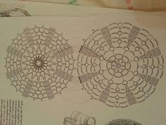 Bombka Crochet Ball, Thread Crochet, Crochet Motif, Crochet Patterns, Christmas Baubles, Christmas Time, Crochet Christmas Decorations, Lace Decor, Xmas Crafts