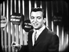 Bobby Darin - Dream Lover - on Bandstand - announces he is under contract to do films - 1959 - written and recorded by Bobby Darin