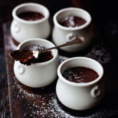 Chocolate Pots recipe. For the full recipe and more, click the picture or visit RedOnline.co.uk