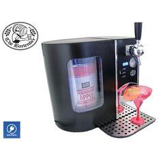 Mini Keg Drink Dispenser Black on Castle Hamper catalogue