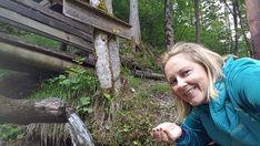 Top Ausflug: Auf dem Holzweg ins Mendlingtal | Wiederunterwegs.com Dreadlocks, Hair Styles, Beauty, Hiking, Summer, Timber Wood, Hair Plait Styles, Hair Makeup, Hairdos