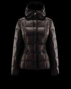 Women's Moncler Vos Jacket Black cheap online