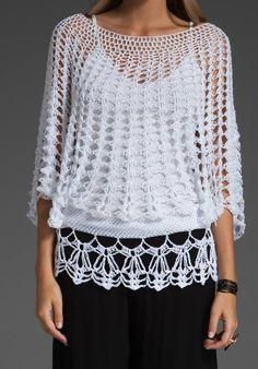 Fabulous Crochet a Little Black Crochet Dress Ideas. Georgeous Crochet a Little Black Crochet Dress Ideas. Crochet Bodycon Dresses, Black Crochet Dress, Crochet Tunic, Crochet Clothes, Crochet Lace, Crochet Gratis, Crochet Jumpers, Irish Crochet, Crochet Sweaters