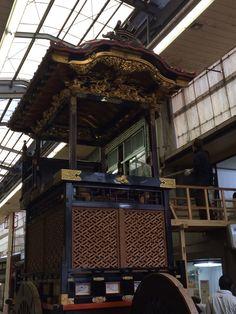 大津祭 Kyoto Japan