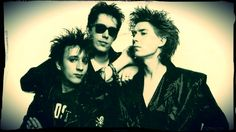 """The Psychedelic Furs - Formed in 1977 in London by front man Richard Butler and brother Tim. Pre-punk era that we used to call """"new wave""""."""