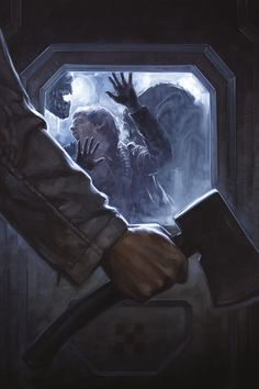 Aliens - Dave Palumbo