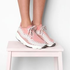 FOOTSCAPE WOVEN The Air. Nike Woven girls 💗🌸