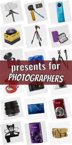 Are you looking for a present for a photographer? Get inspired! Checkout our ulimative article of presents for phtographers. We show you great gift ideas for photographers which are going to make them happy. Finding gifts for photographers does not need to be hard. And do not have to be high-priced. #presentsforphotographers Presents For Photographers, School Birthday Treats, Popsugar, All In One, Great Gifts, Entertaining, Gift Ideas, Inspired, Happy