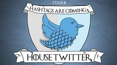 If Social Networks Were 'Game of Thrones' Houses | Twitter
