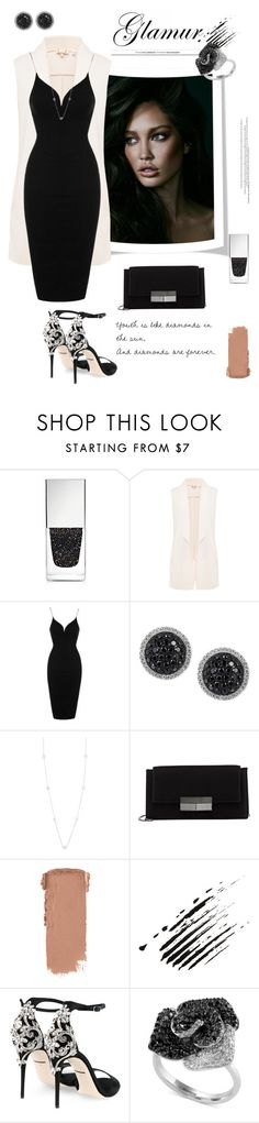 """Untitled"" by tinkabella222 ❤ liked on Polyvore featuring Givenchy, Ted Baker, Topshop, LE VIAN, Henri Bendel, J. Mendel, Dolce&Gabbana and Effy Jewelry"