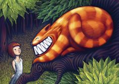 Fulvio Bisca | Alice in Wonderland