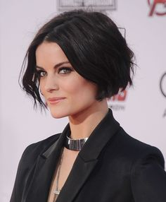 Jaimie Alexander arrives at the Los Angeles premiere of Marvel's 'Avengers: Age Of Ultron' at Dolby Theatre on April 13, 2015 in Hollywood, California