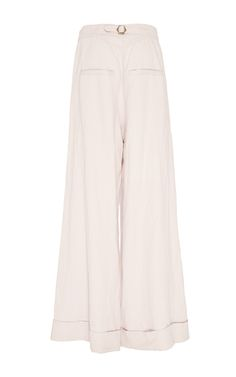 Gaucho Lace Up Trouser by ULLA JOHNSON for Preorder on Moda Operandi