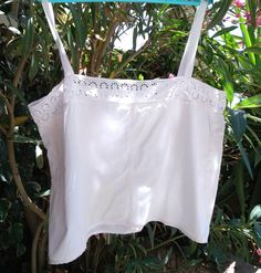 Large Victorian White Eyelet Corset Top French Handmade Cotton Camisole Clothing Costume by SophieLadyDeParis on Etsy