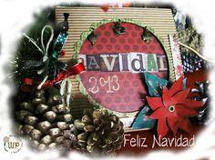 ¡Felices Fiestas y Próspero Año Nuevo!  Merry Christmas and Happy New Year!  #DiariodeNavidad #ChristmasDiary
