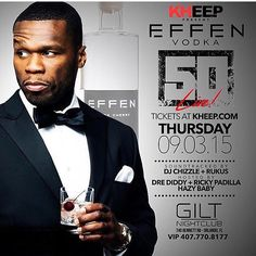 Tonight @50Cent LIVE start your Labor Day weekend with us #GiltNightClub @gilt_nightclub get your tickets www.Kheep.com #EffenVodka  Music by :  @djchizzle  @whoisruckus  Hosted by :  @drediddylmp  @rickypadilla  @itshazybaby_  #KHEEP #KHEEPUP #KHEEPNightLife #Orlando #OrlandoNightLife #Gilt#Disney#UniversalStudios#IslandsOfAdventure#Tourist#Tourism#DowntownOrlando#Party#Turnup#Dance#HipHop#Reggae#Latin#UCF#College#CentralFlorida#FullSail by kheeporlando - #giltnightclub #giltorlando…
